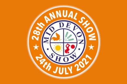 Mid Devon Show, Saturday 24th July, Tradestall M96